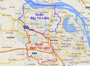 Dịch vụ chuyển nhà trọn gói quận Nam Từ Liêm