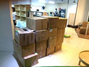 Dịch vụ chuyển nhà trọn gói huyện Đông Anh