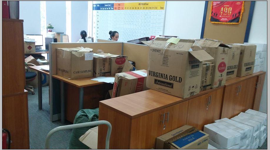 Khi chuyển văn phòng chúng ta nên xử lý tài liệu như thế nào ?