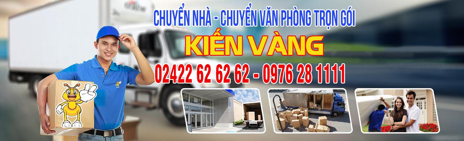 Dịch vụ chuyển nhà trọn gói tại Hà Nội